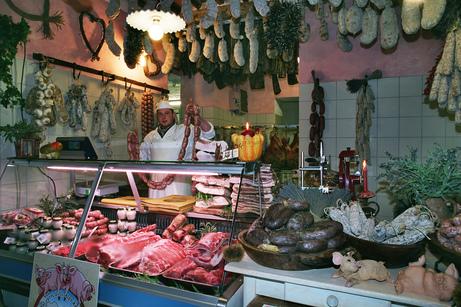 Le foto dei prodotti e della Norcineria di Cardoso